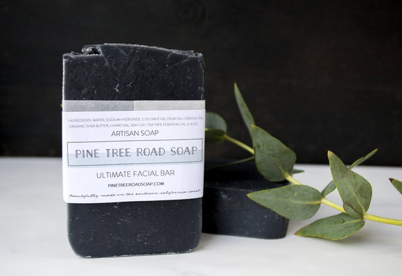 Ultimate Facial Bar by Pine Tree Road Soap
