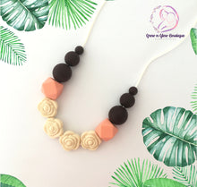 'SUMMER' Silicone Breastfeeding Necklace