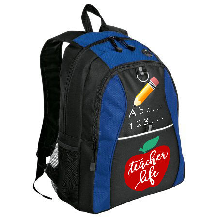 Teacher Style Backpack