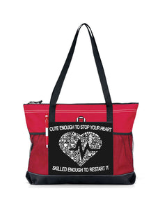 Nurse Style Tote - CUTE ENOUGH