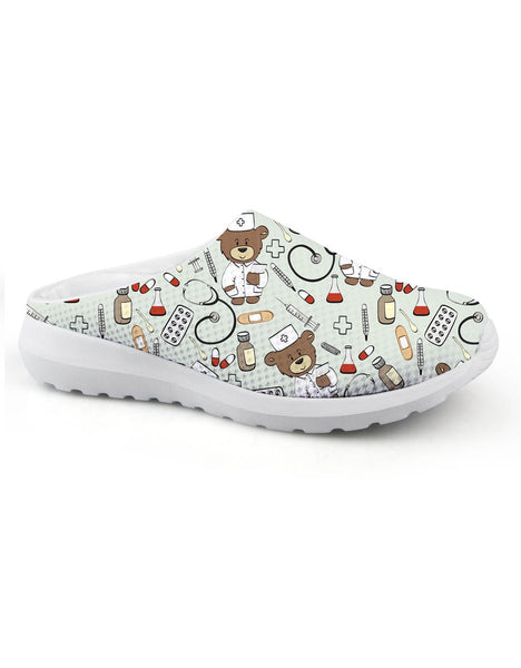 Nurse Breathable Clog
