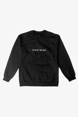Standard Sweatshirt - Black