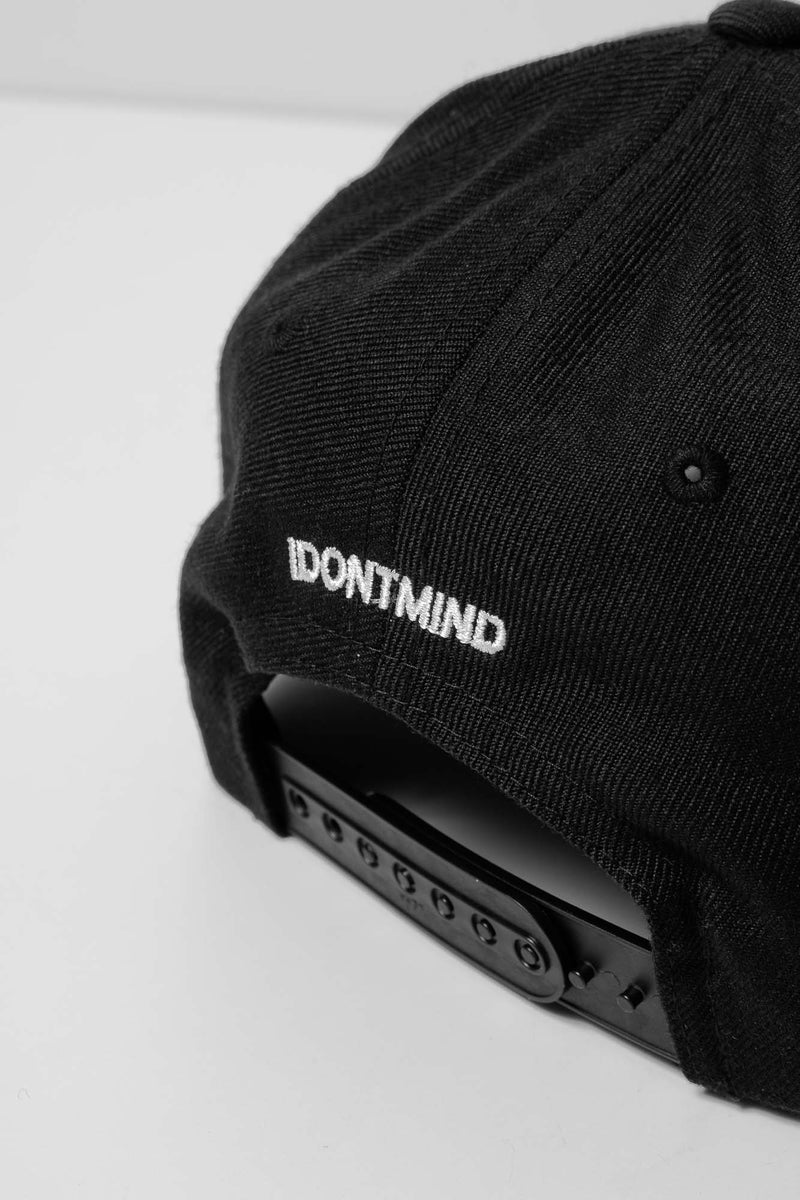 Anxiety Hat - Black