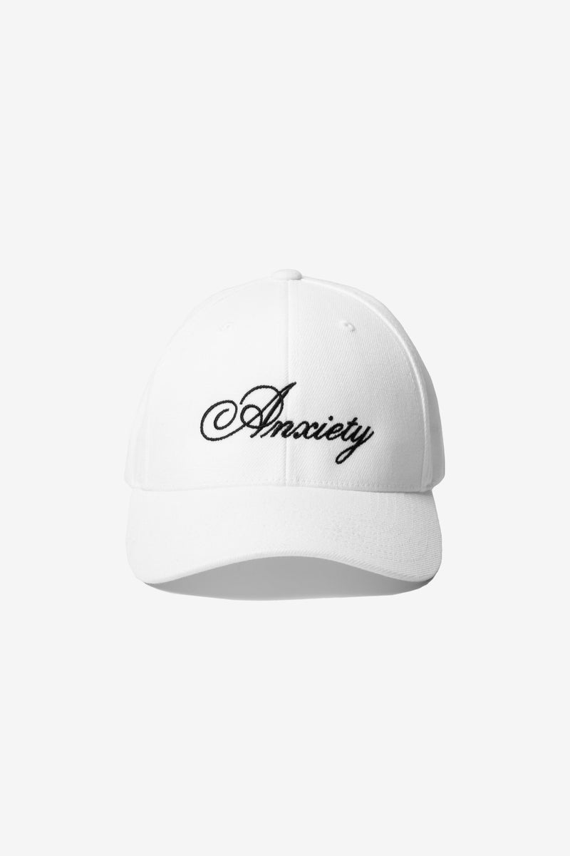 Anxiety Hat - White
