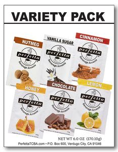 Variety Pack 6 Flavors<br>