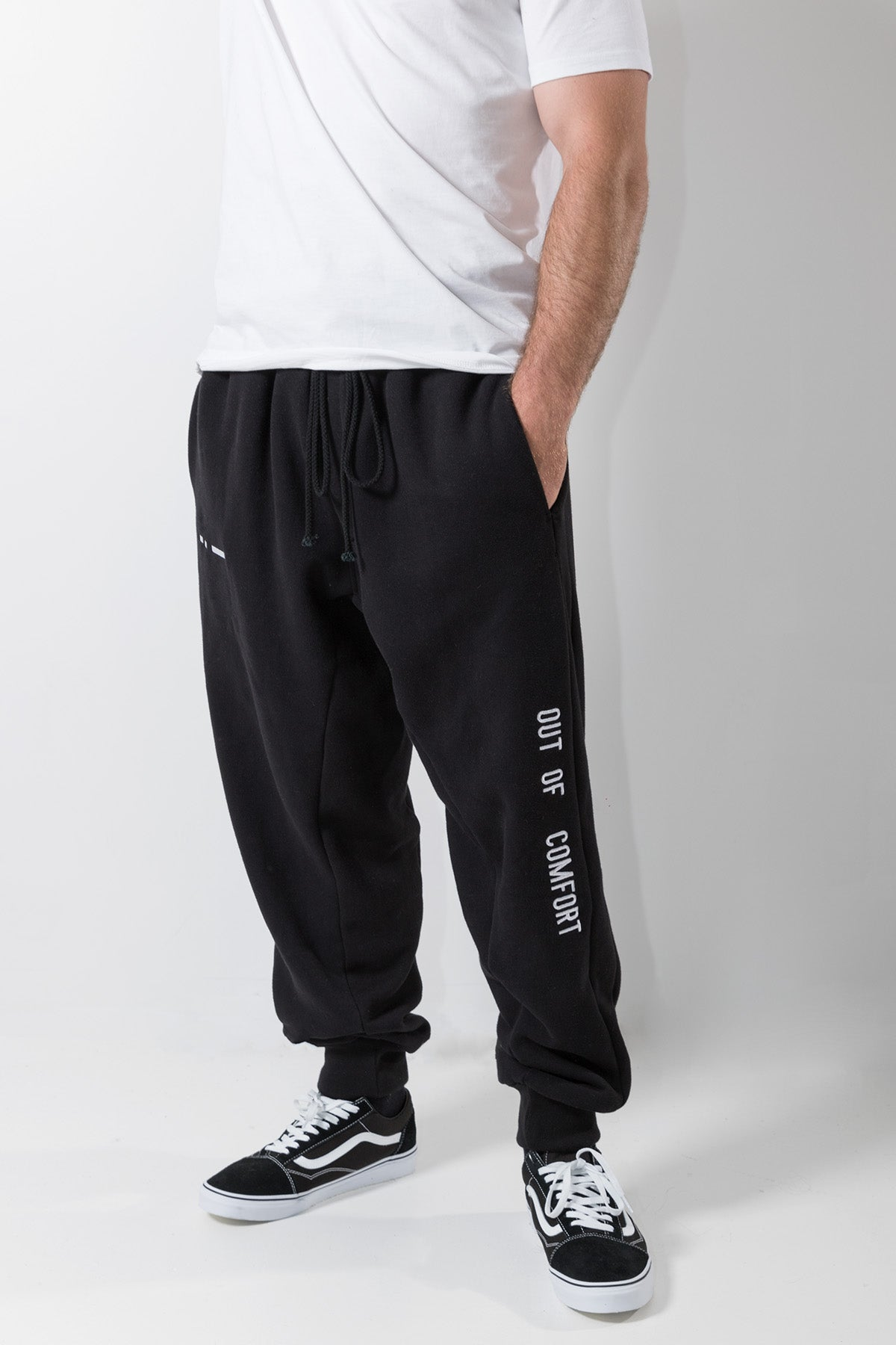 SHABAZZ TRACKPANTS