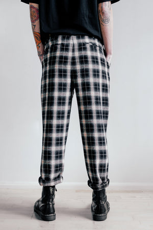 CHEQUE PANTS