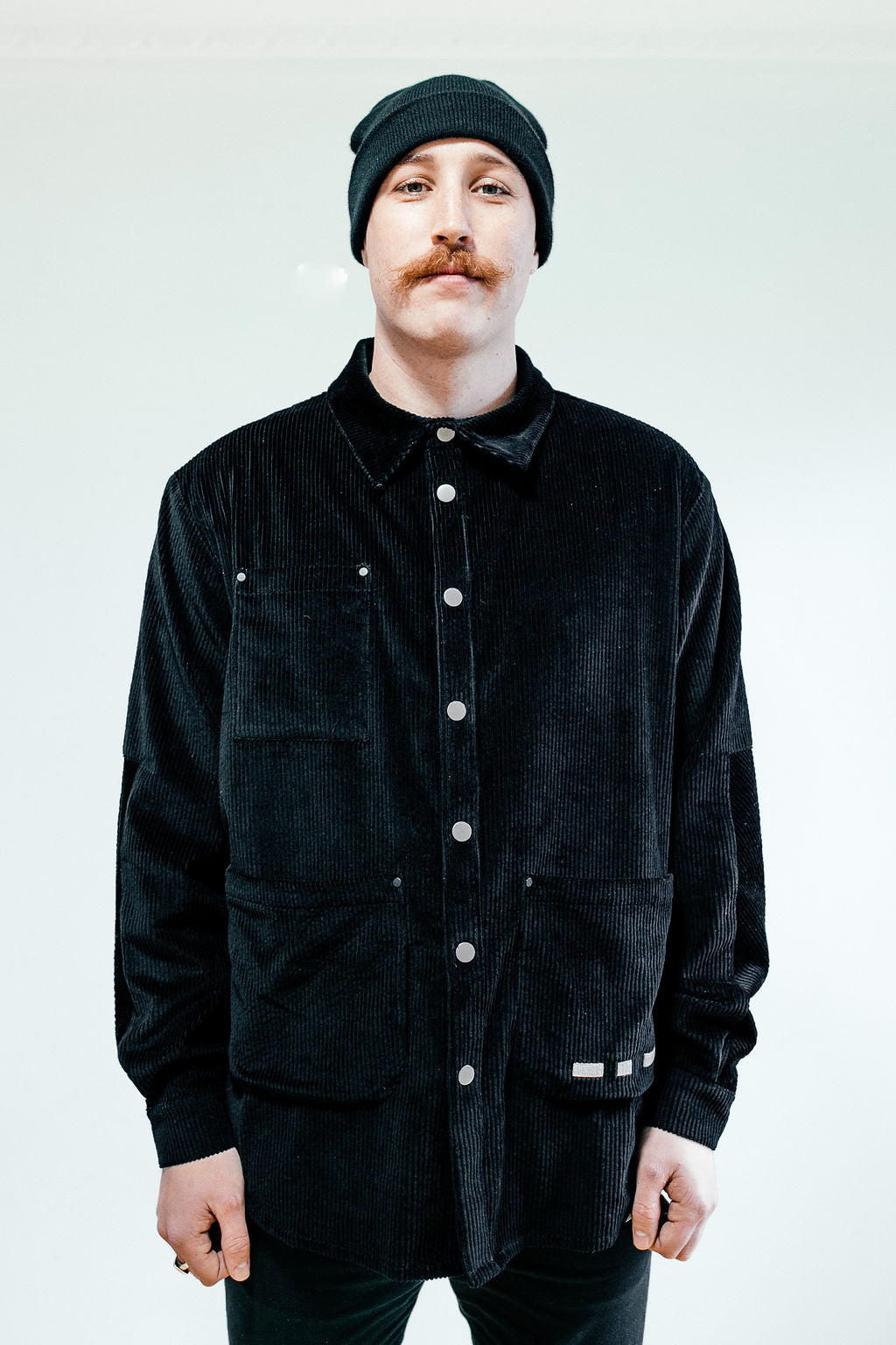 PAINTER SHIRT JACKET - CORD