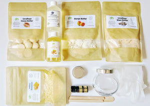 Whipped Body Butter  DIY Kit