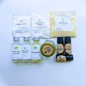 Personal Care DIY Kit