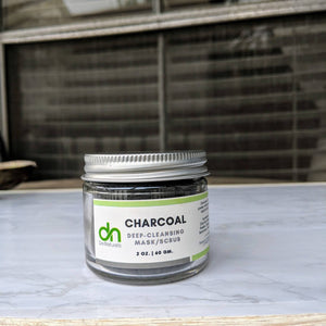 Charcoal Face Mask | Detox Mask | Bentonite Clay | Oily Skin | Vegan Mask | Dry Mask |  Acne Skin Mask | Exfoliating mask | Deep Cleaning
