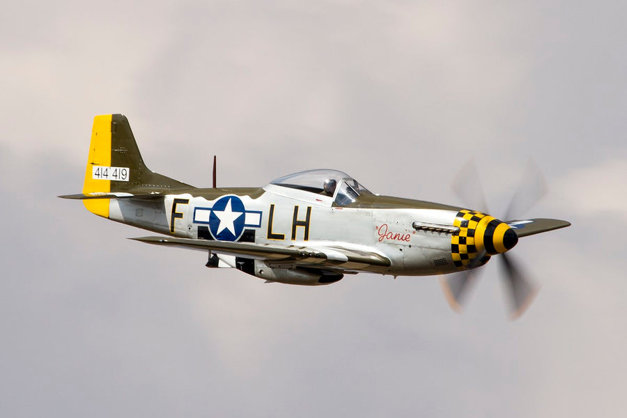 P-51 Mustang Airplane Resources and Links