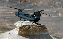Chinook Heliocopter