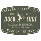 Reddog Outfitters Duck Shot Logo