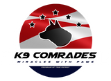K9 Comrades and True Patriot, Inc.