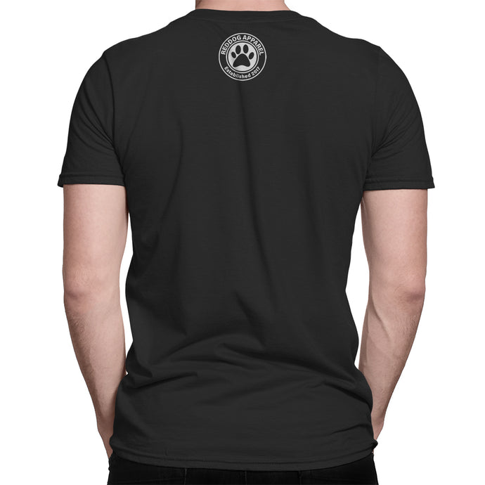 Reddog Apparel Mens Shirt Back Logo