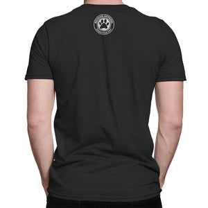 Reddog Apparel Back Logo Mens Shirt