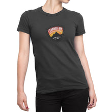 I Earned My Wilderness Badge Womens Shirt Black