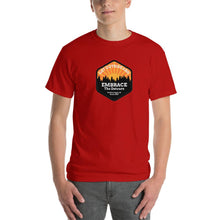 Get Outside Embrace the Detours Mens Shirt Red