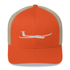 Glider/Soaring Trucker Hat Orange