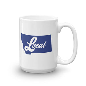 Montana State Local Coffee Mug Large