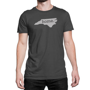 Black North Carolina Home. Mens Shirt