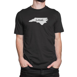 North Carolina Local Shirt Black