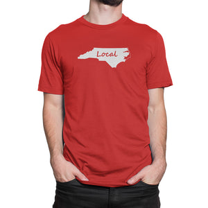 North Carolina Local Shirt Red
