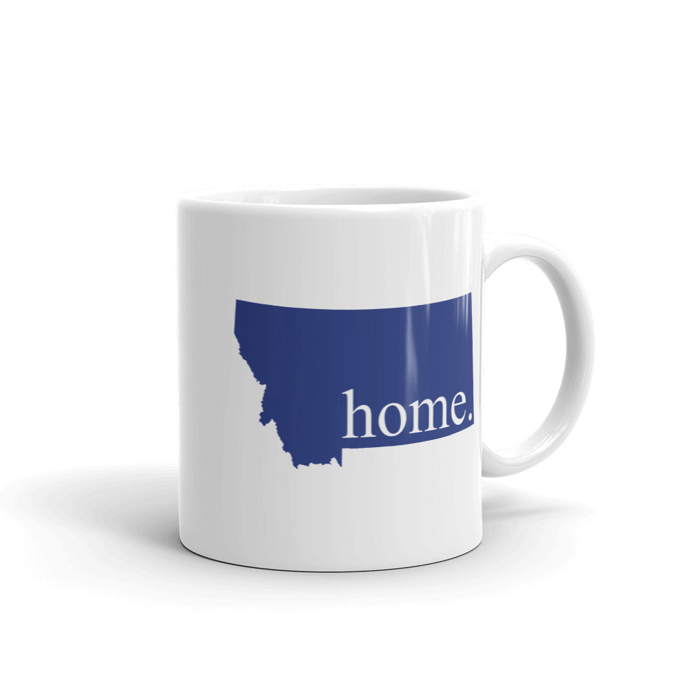 Montana State Home Coffee Mug
