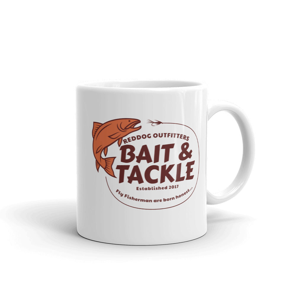 Reddog Outfitters Bait and Tackle Coffee Mug
