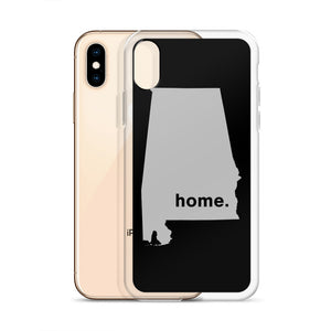 Alabama State home. iPhone Case