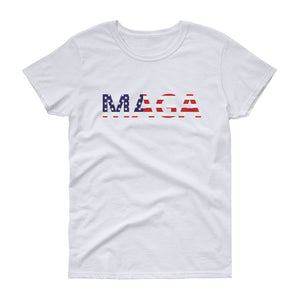 MAGA Make America Great Again Womens Shirt
