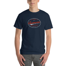 You know I'm Awesome Mens Shirt Blue