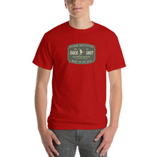Reddog Outfitters Duck Shot Ammunition Red Mens Tshirt