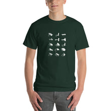 Fishing Shirt Fly Fishing Flies T-shirt