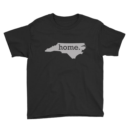 North Carolina State Home Youth Short Sleeve T-Shirt