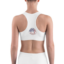 Make America Great Again MAGA Sports bra