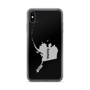 Alaska State home. iPhone Case