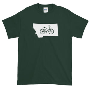 Montana State Cruiser Bike Cycling Shirt
