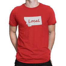 Montana State Local Shirt Red