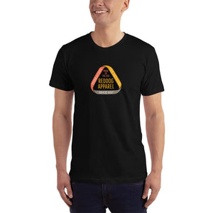 Reddog Apparel Embarce Detours Triangle Logo Mens Shirt Black