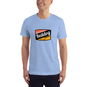 Reddog Apparel Made Just For You Mens Shirt Blue