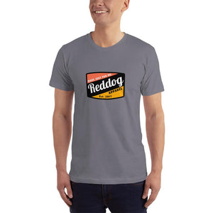 Reddog Apparel Made Just For You Mens Shirt Gray