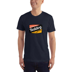 Reddog Apparel Made Just For You Mens Shirt Navy
