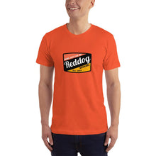 Reddog Apparel Made Just For You Mens Shirt Orange