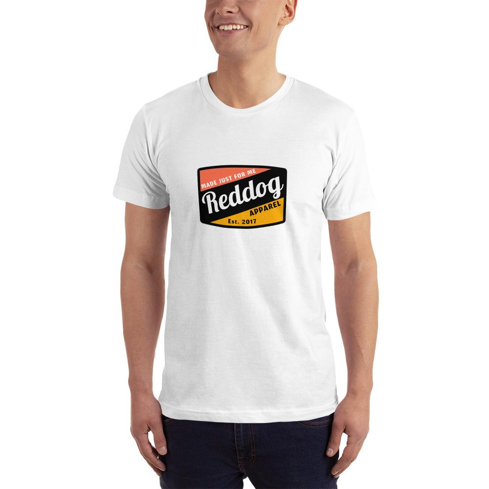 Reddog Apparel Made Just For You Mens Shirt White