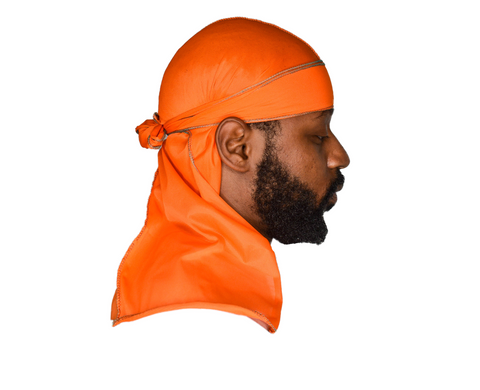 Durag (Pumpkin Orange)