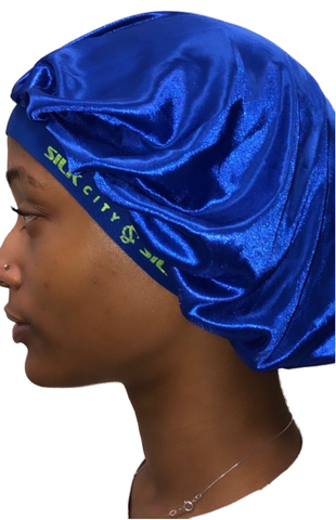 Bonnet (Royal Blue)