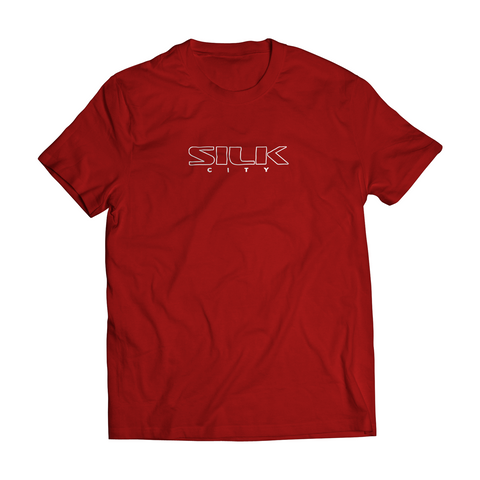 Silk City T-Shirt (Red)