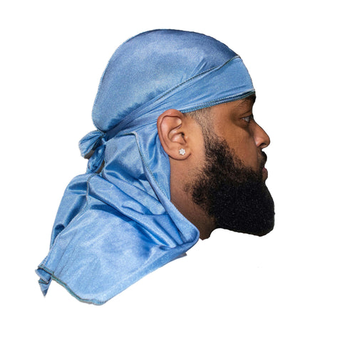 Durag (Denim Blue)